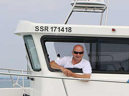 sea angling trips