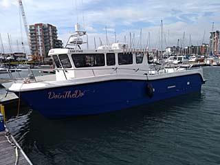 Charter Sea Angling Trips