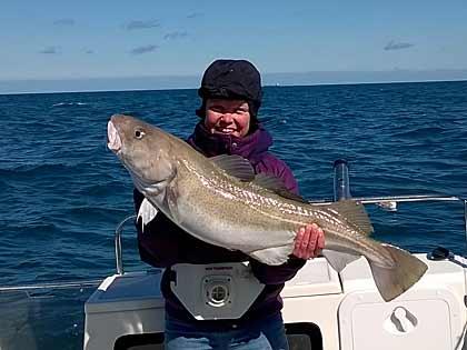 Cod fishing  trips